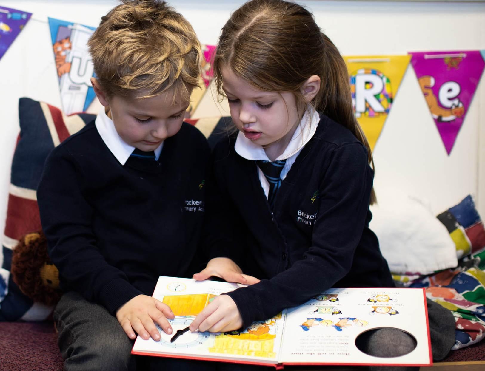 Apply to Bracken Lane Primary Bracken Lane Primary