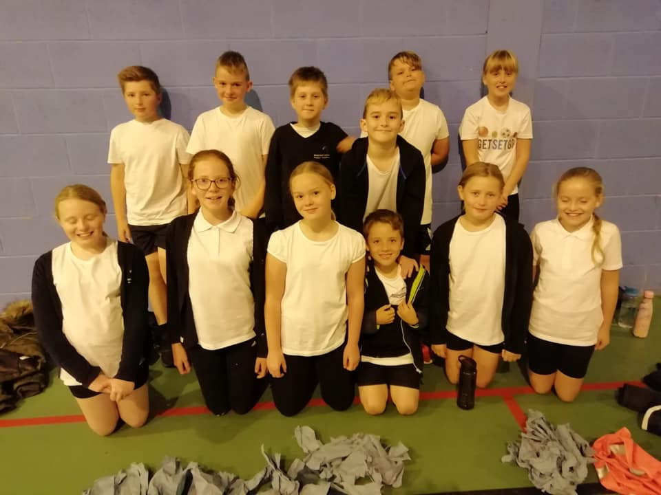 Cross country runners compete at Ranby House